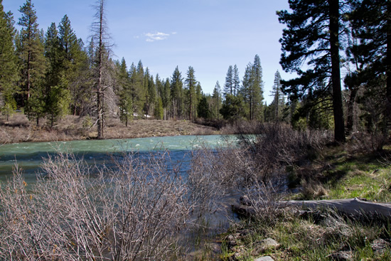 UPSTREAM PHOTOGRAPH - TRUCKEE RIVER - TRUCKEE (TRCC1)